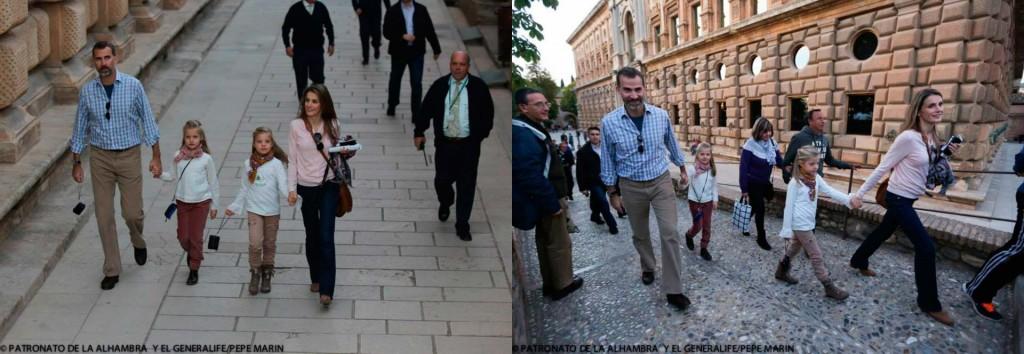 Famosos en Granada