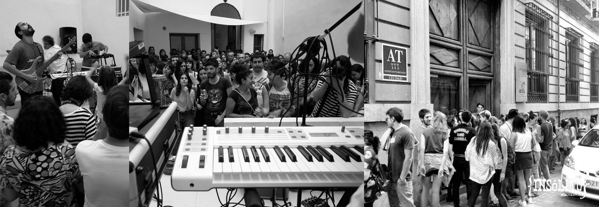 Concierto de Copa Turbo. Insólito Festival. Música & Barrio_ Marquis Portago