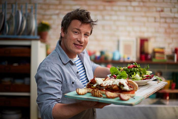 Revolución Jamie Oliver