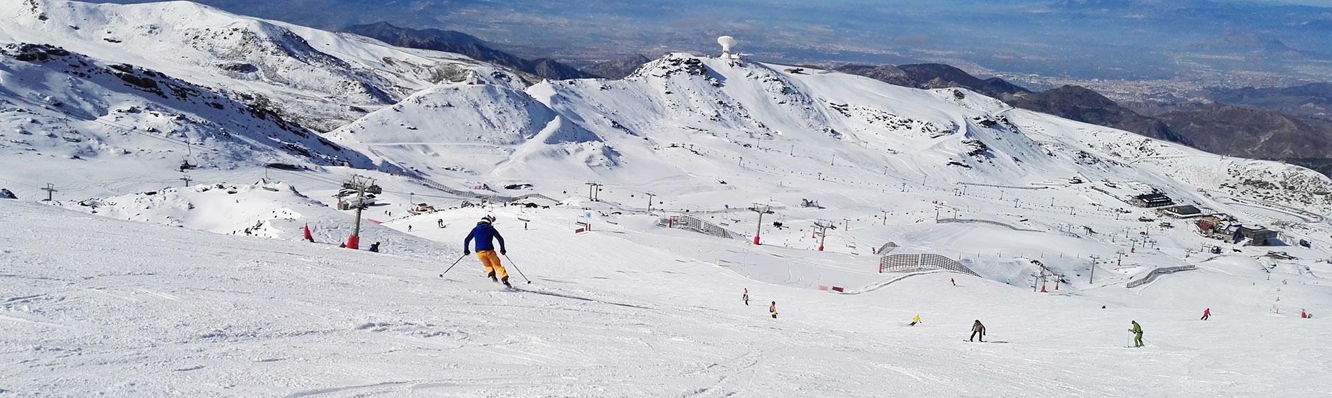 Sierra Nevada (Fuente: http://sierranevada.es/)